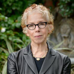 head shot of Nancy Kanter
