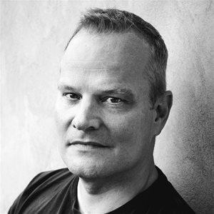 head shot of Michael von Wurden