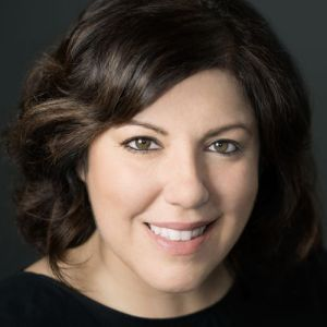 head shot of Christine Lubrano