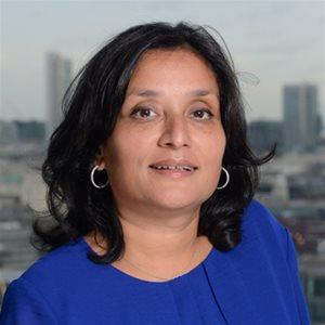 head shot of Angela Jain
