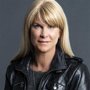 head shot of Kate Harrison