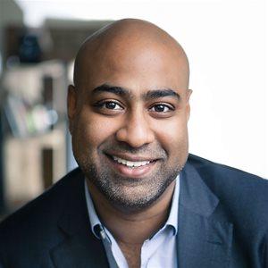 head shot of Naveen Prasad
