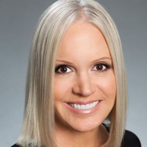 head shot of Michelle Vicary