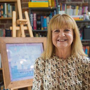 head shot of Cathy Payne