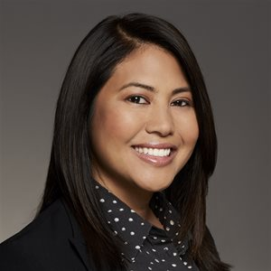 head shot of Sharon Vuong