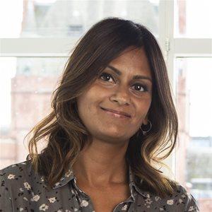 head shot of Priya Singh