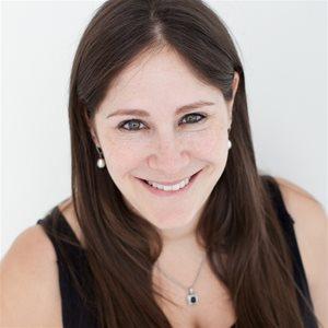 head shot of Lauren Corber