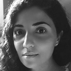 head shot of Sahar Yousefi