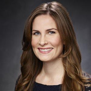 head shot of Julie St. Aubin