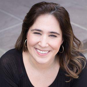 head shot of Emily Andras