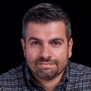 head shot of Ryan Pirozzi