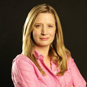 head shot of Laura O'Grady