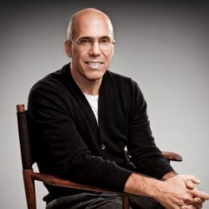 head shot of Jeffrey Katzenberg