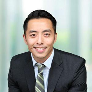 head shot of Raphael Yeung