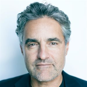head shot of Bruce Croxon