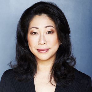 head shot of Julie Chang