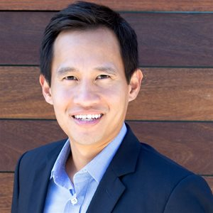 head shot of Tony Nguyen