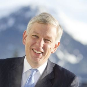 head shot of Dominic Barton