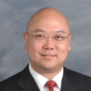 head shot of Charles Ng