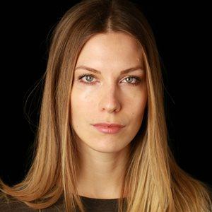 head shot of Magda Grace