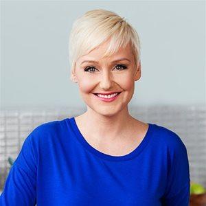 head shot of Sara Lynn Cauchon