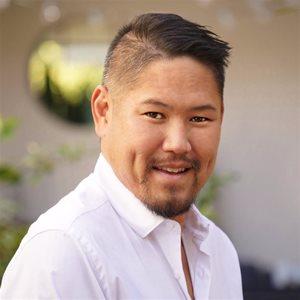 head shot of CJ Yu
