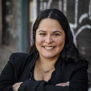 head shot of Rennata Lopez