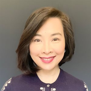 head shot of Eva Lau