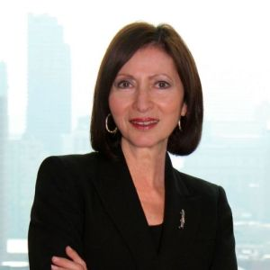 head shot of Ann Cavoukian