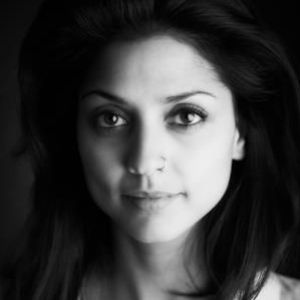 head shot of Rhea Mehta