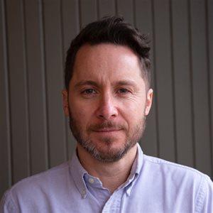 head shot of Matt Faulknor