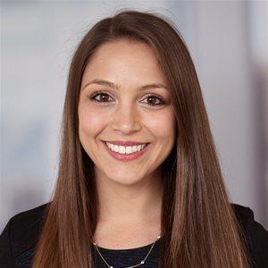head shot of Haley Kaufman
