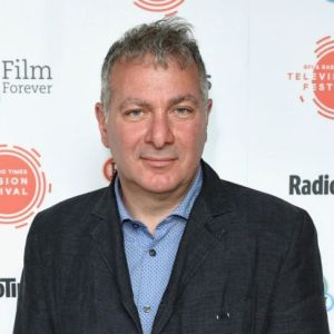 head shot of Jed Mercurio