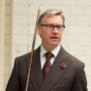 head shot of Paul Feig