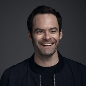 head shot of Bill Hader