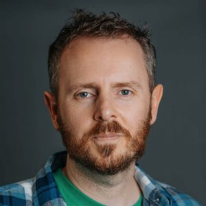 head shot of Dan DeMers