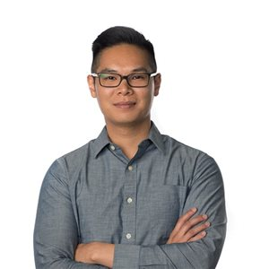 head shot of Will	 Fung