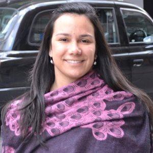 head shot of Joana Klaus