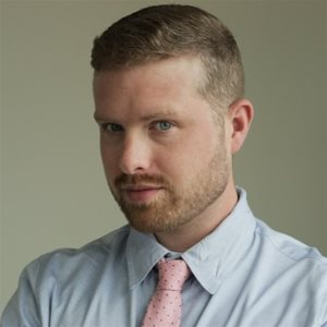 head shot of Christopher  Spry
