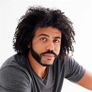 head shot of Daveed Diggs