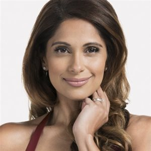 head shot of Sangita Patel