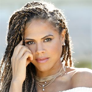 head shot of Lenora Crichlow
