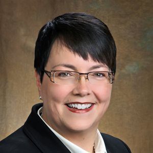 head shot of Cathy Bennett