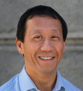 head shot of Bill Tam