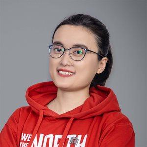 head shot of Grace Liu