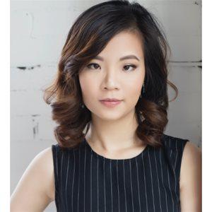 head shot of Ha Nguyen