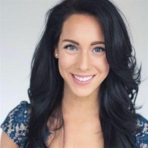 head shot of Sarah Rennick