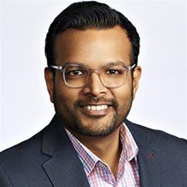 head shot of Aditya Aggarwal