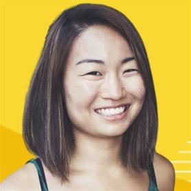 head shot of Michelle Yu